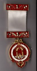 Royal Arch Masons Jewel - Obverse